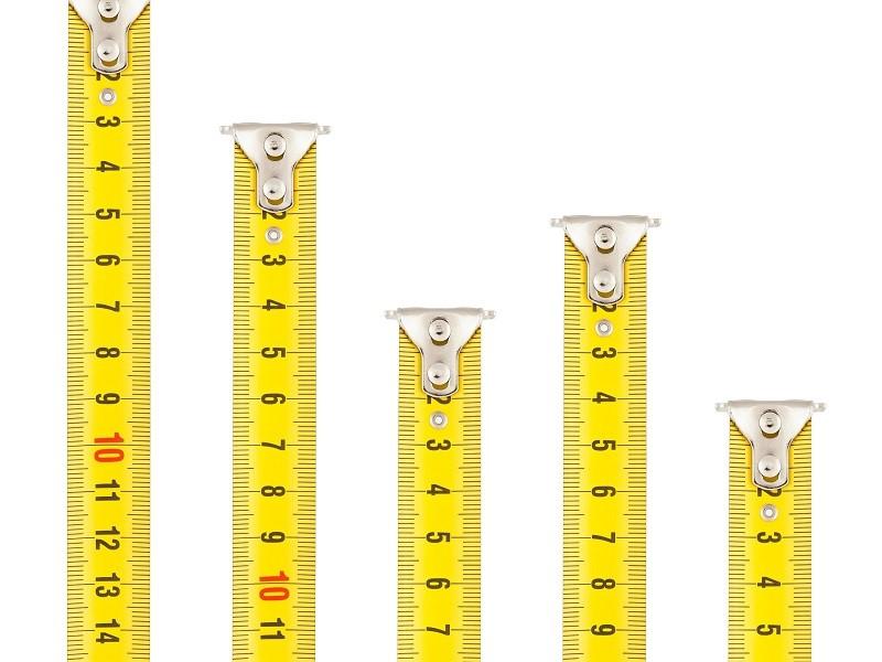چگونه خط کش ورد را از اینچ به سانتی متر تبدیل کنیم؟